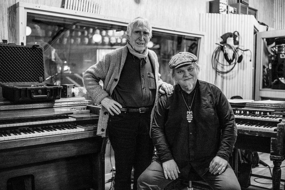 Nytt album fra Alf Cranner og Knut Reiersrud Band