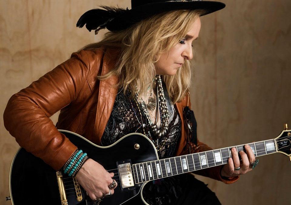 Melissa Etheridge ute med nytt album