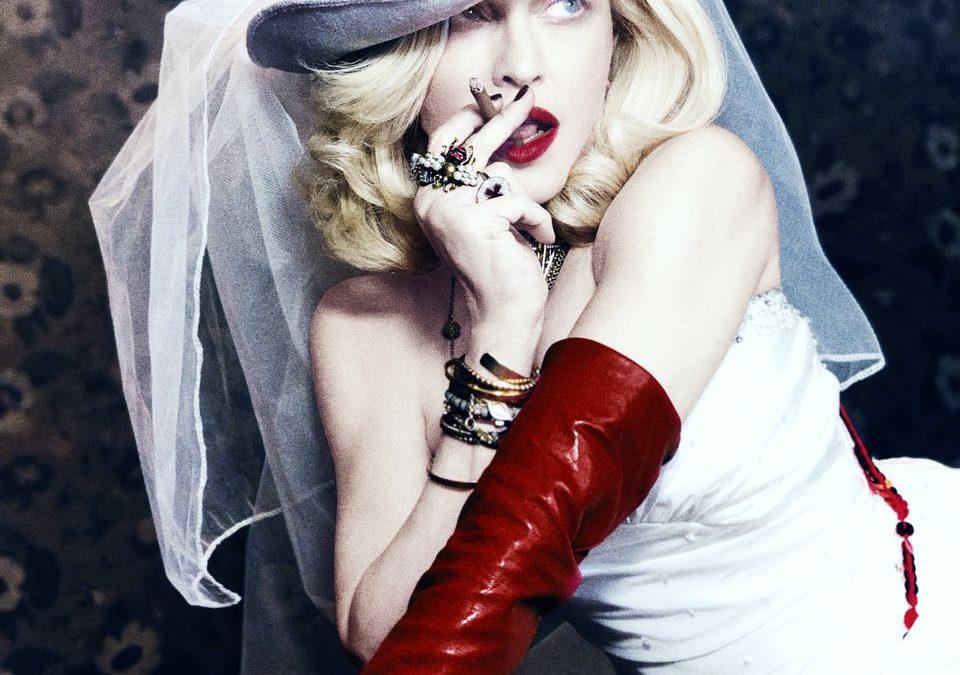Madonna offentliggjør Madame X!
