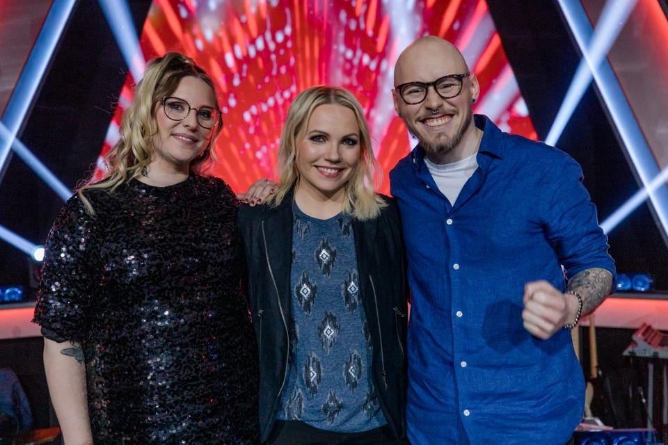 The Voice-Norges beste stemme tredje LIVE.