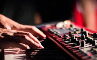 Musikk og casino går hånd i hånd