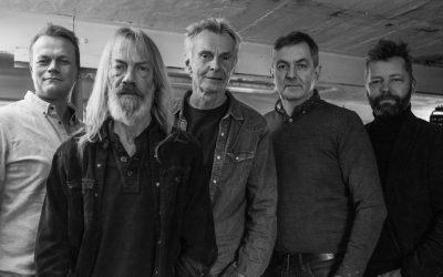 Bjølsen Valsemølle varmer opp til kommende album