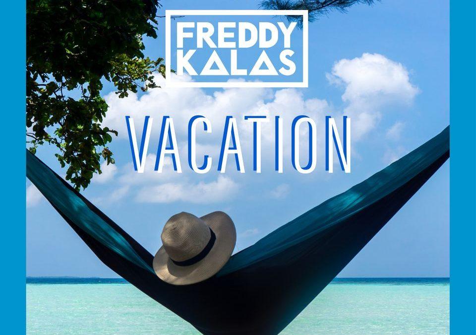 Ny sommerhit fra Freddy Kalas
