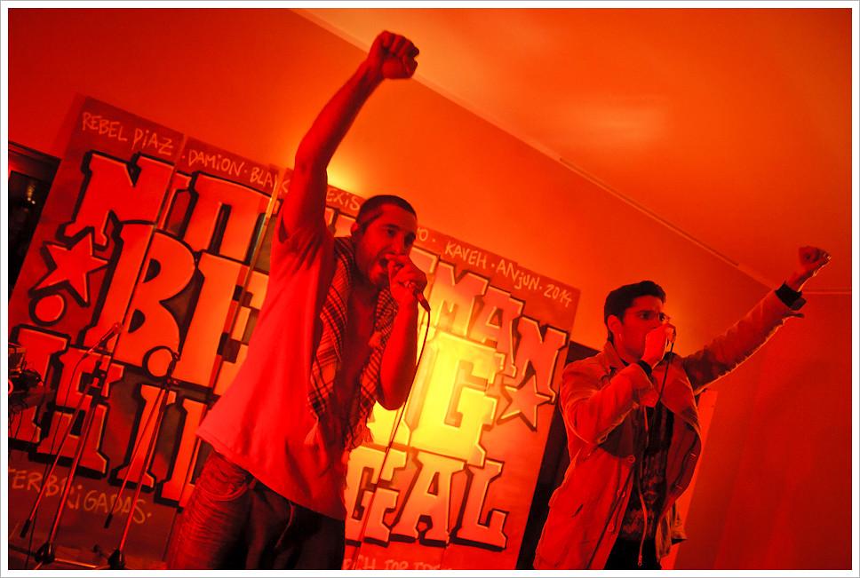 Kaveh – rapperen som angrep NRK ansatt