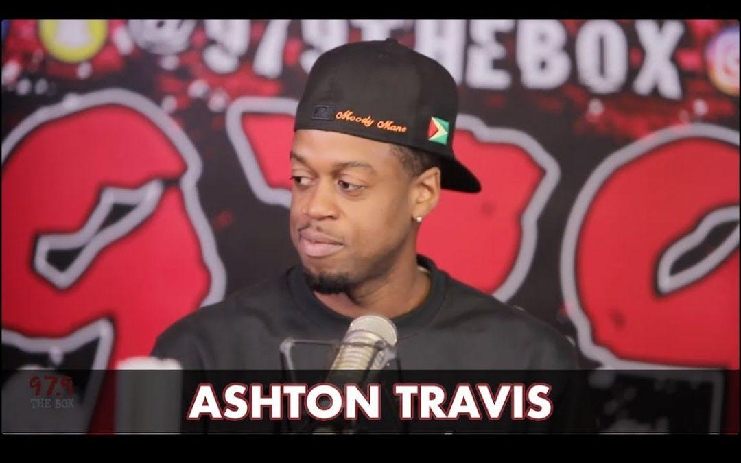 Ashton Travis samarbeider med Chase B på ny låt